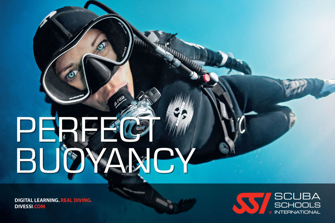 Peak Performance Buoyancy (контроль плавучести)